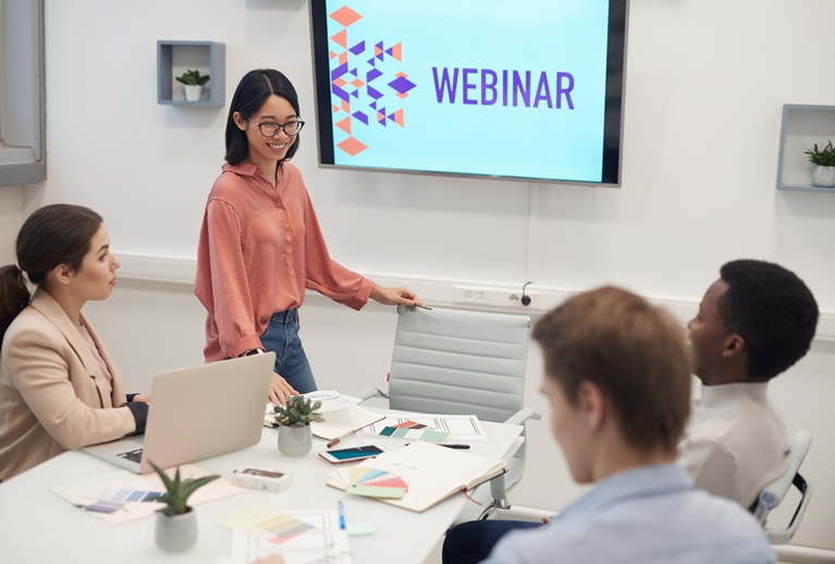 guide to a Successful Webinar Strategy
